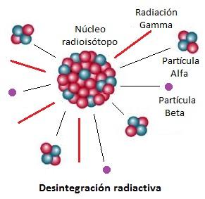Temas de ciencia: Radioisótopos