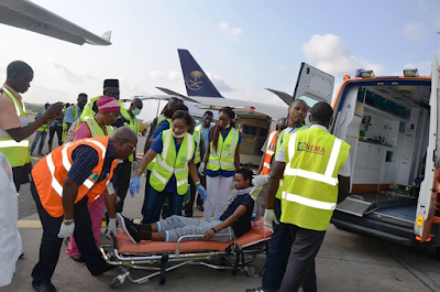 Photos: 241 Nigerians, including children repatriated from Libya