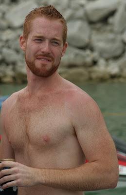 foto de Red Headed Men: Shirtless Freckled Gingers