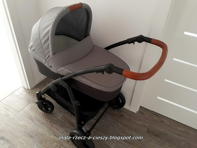 #5 Akcja wyprawka dla noworodka - Jaki wybraliśmy wózek?