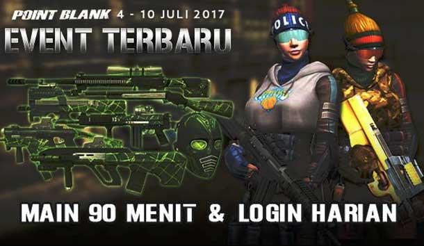 Event PB Garena 4 Juli 2017