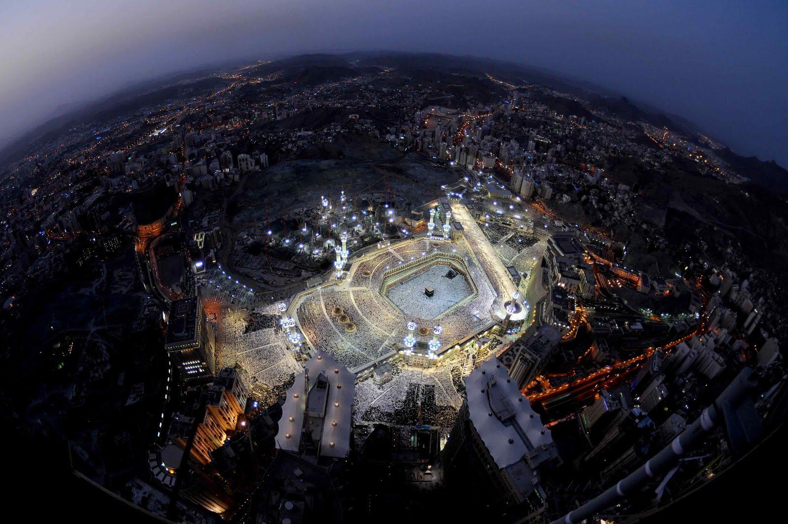 ISLAM The Religion Of PEACE: Beautiful Makkah Al Mukkarrmah