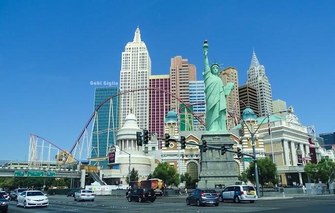 Las Vegas no verão!
