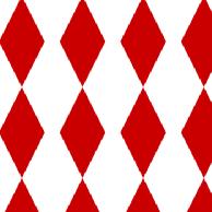 dark red harlequin paper
