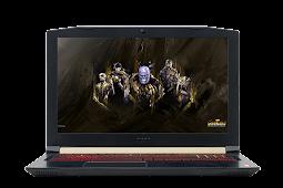 Acer Nitro 5 Marvel's Avengers - Infinity War Thanos Edition