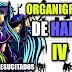 #SaintSeiya - ORGANIGRAMA del Ejército de HADES IV   Los Santos Resucitados