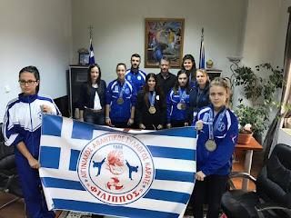 Συγχαρητήριο μήνυμα Δημάρχου Πύδνας Κολινδρού προς τον Αιγινιακό αθλητικό σύλλογο «ΦΙΛΙΠΠΟΣ»