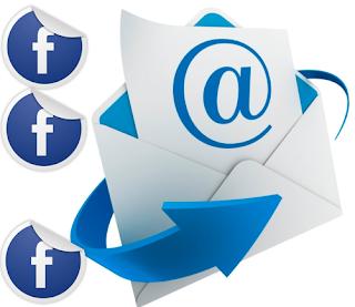 التسويق الالكتروني  استهداف الاشخاص عن طريق البريد الالكتروني على الفيس بوك e-mail marketing