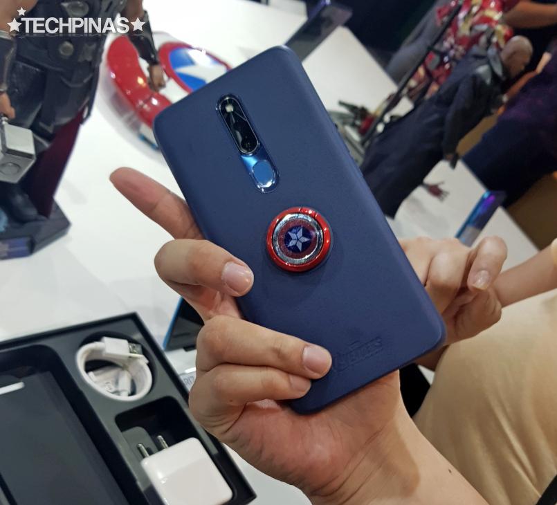 OPPO F11 Pro Marvel Avengers Edition