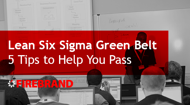 Six Sigma Green Belt Exam 5 Tips