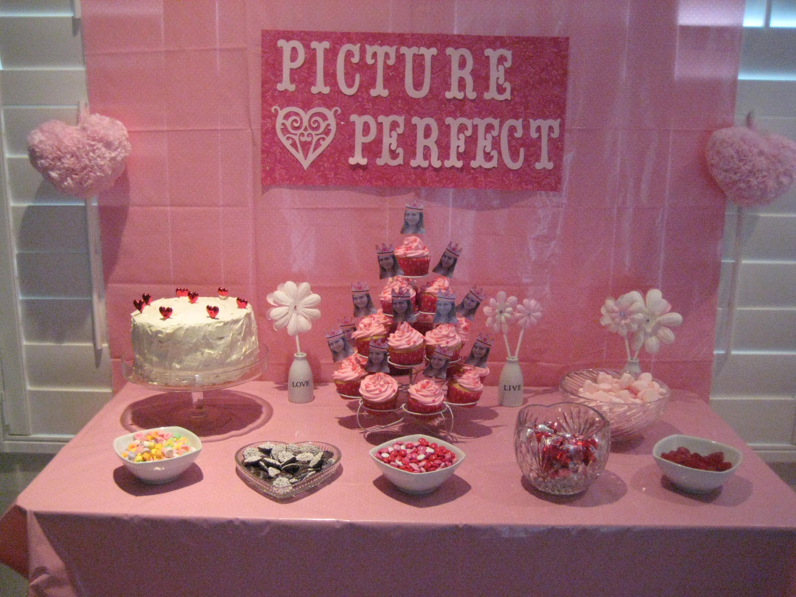 Creative Party Ideas By Cheryl Picture Perfect Birthday Party
