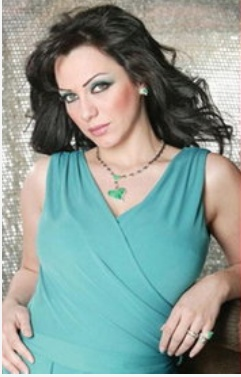 Sulaf Fawakherji, Syrian Actress photo