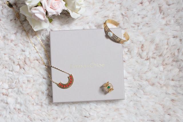 mon avis sur la box Emma & Chloé - bijoux de créateur