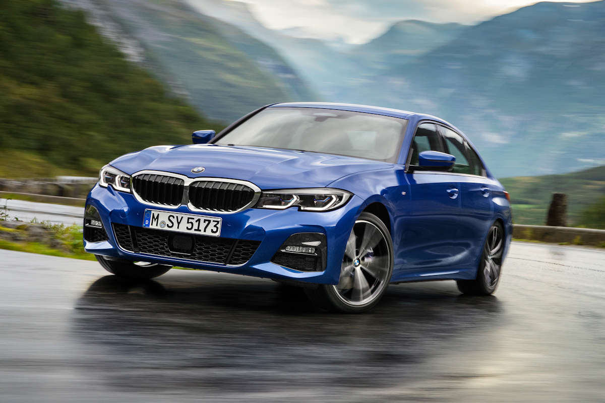 Bmw S All New 2019 3 Series Sets The Bar For Quality Performance