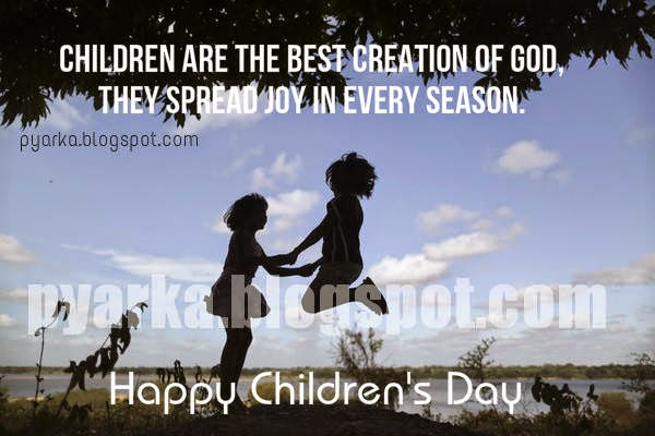 Happy Children S Day Quotes Wishes Pyarka Sms Message Greetings