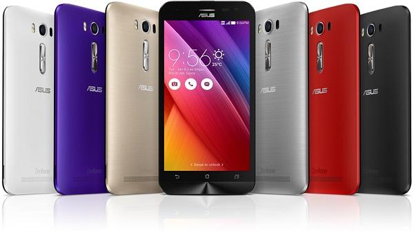 Review ASUS Zenfone 2 Laser ZE500KL Smartphone 4G LTE