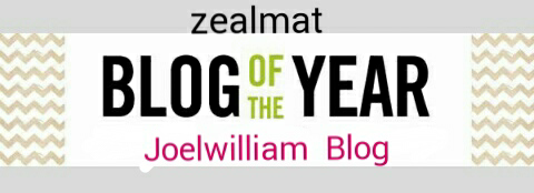 Blog Of The Year: Joelwilliams Blog