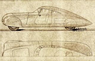 Rancangan Maybach SW38 tahun 1938