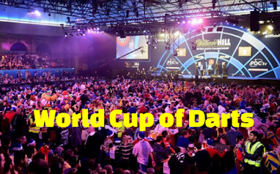 PDC World Cup of Darts, Winners, champions, prize money, by year, List.