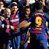 Barcelona golea 3-0 al Real Madrid