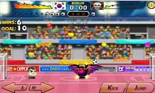 Head Soccer Mod Apk+OBB - Eztosai