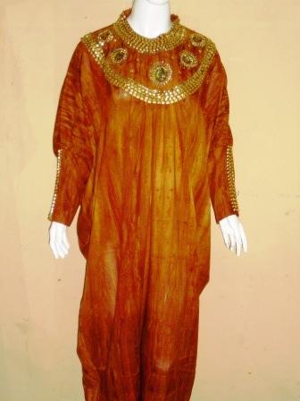 Trend Baju Gamis Terbaru 2014