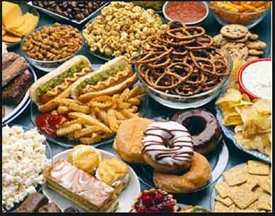 Bahaya Konsumsi Fast Food/Junk Food terhadap Tubuh Anda