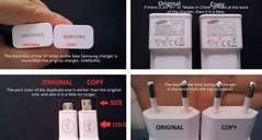 How To Differentiate Between Original And Fake Charger For Android Phone