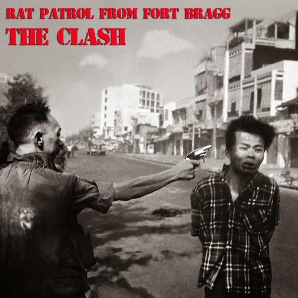 The clash rat patrol from fort bragg (full album) youtube.
