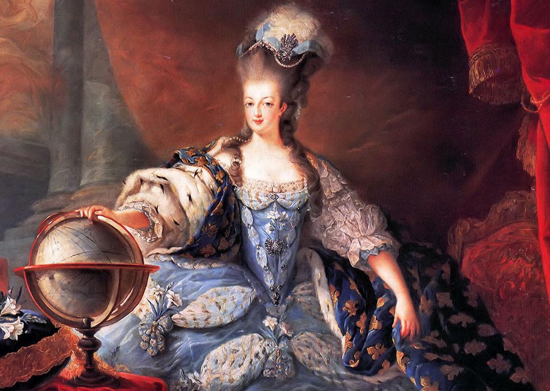 Il costume e la moda  Le spericolate acconciature di Maria Antonietta 3babae5af79