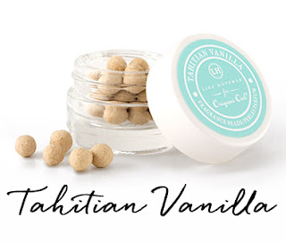 Tahitian Vanilla Fragrance Beads available at StoriedCharms.com