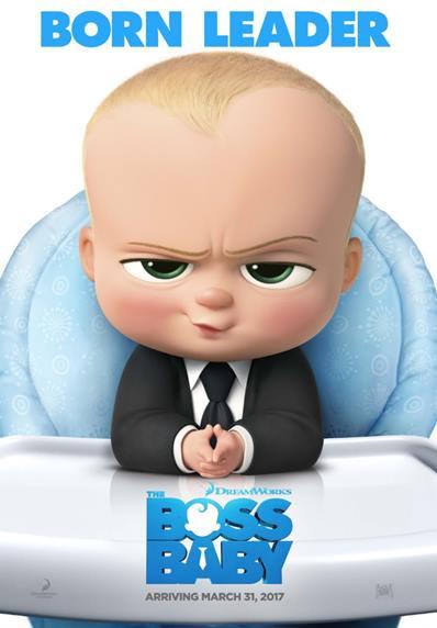 The Boss Baby (2017) -