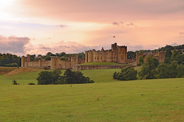 Buy Photo Art of Alnwick Castle