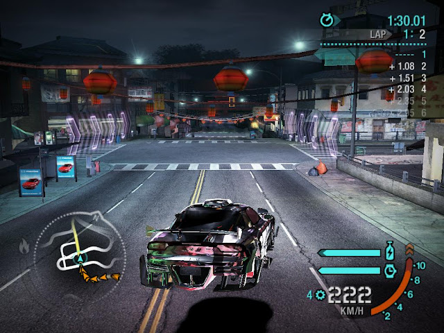 Need For Speed Carbon Collectors Edition crack download - картинка 1