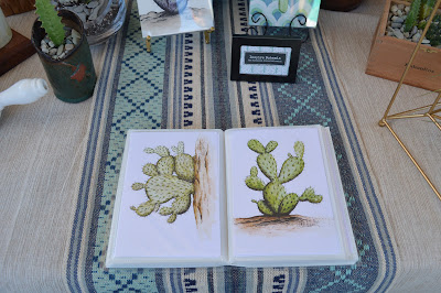 cactus, succulents, garden planters, succulent planters, Miami succulents, gardening, nature, plants, Miami, Miami garden business, garden design, watercolor paintings, art, cactus art, cactus painting