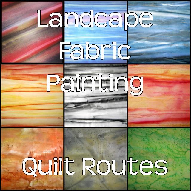 textile workshops @QuiltRoutes