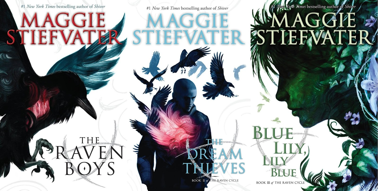 Love Is Not A Triangle The Raven Cycle By Maggie Stiefvater An