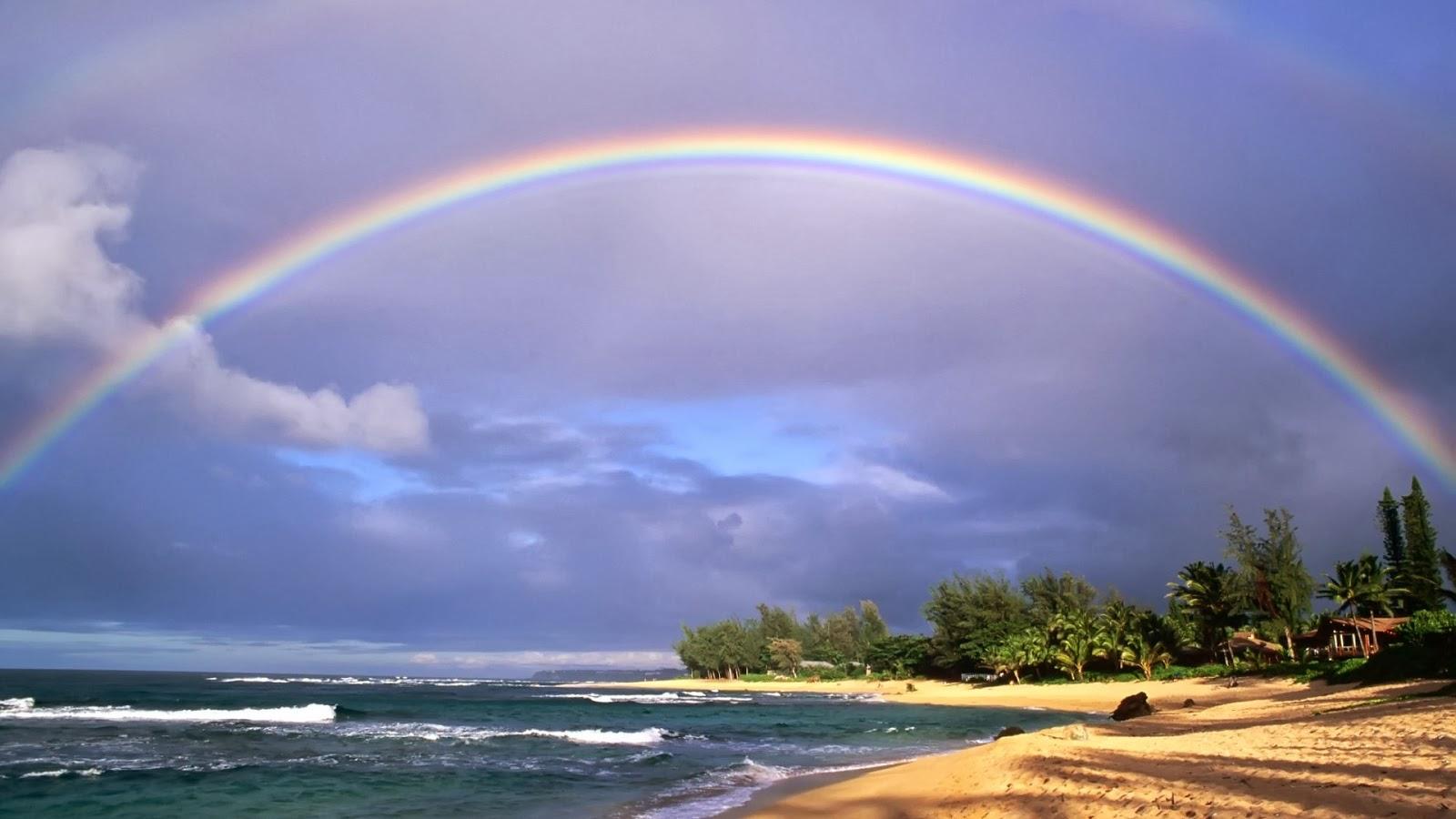 Natural Rainbow 4u Hd Wallpaper All 4u Wallpaper