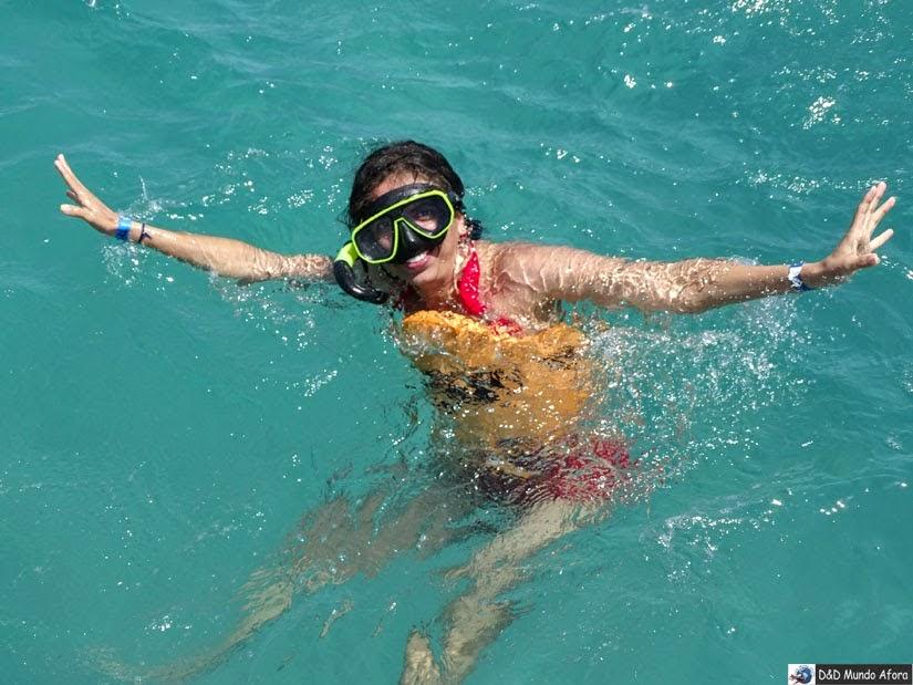 Snorkel e Mergulho em Maracajaú, Rio Grande do Norte