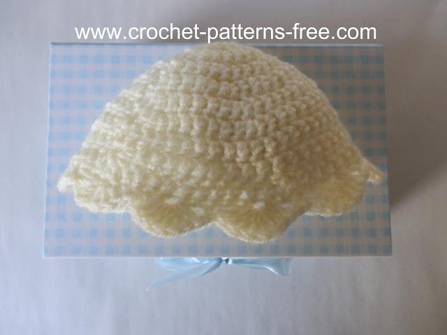 crochet-hat patterns-free-newborns