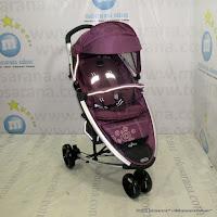 Kereta Bayi Lightweight Babyelle Infinite BE-S800 Purple