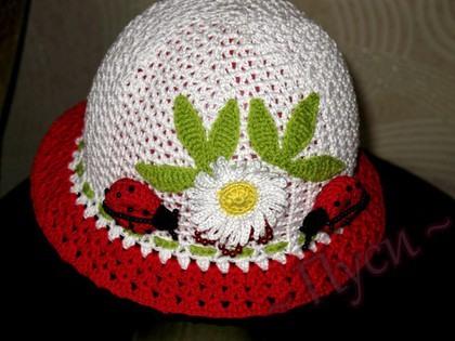 Artesanato diversão e prazer  Gráfico chapeu de croche infantil f85d82ac6a1