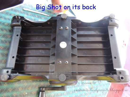 Big shot repair