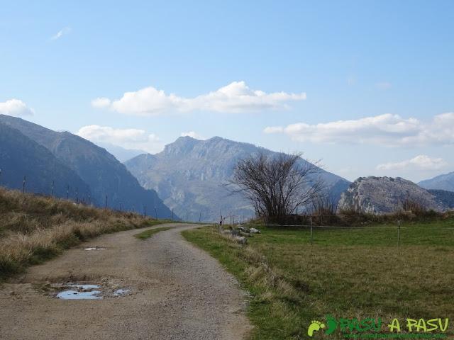 Ruta a la Pica de Peñamellera: Huerto Collao
