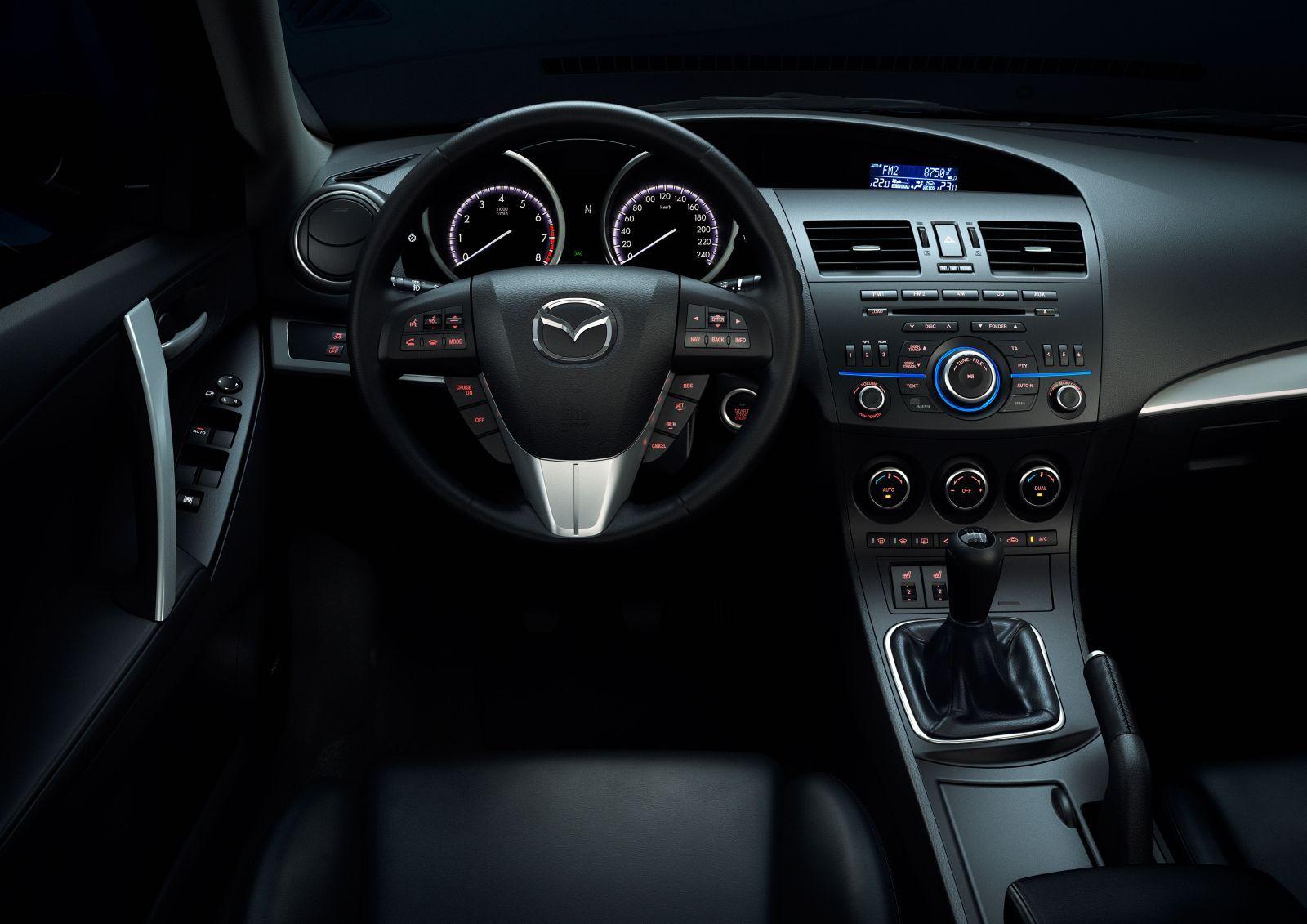 Revista Coche Mazda Presenta Su Nuevo Mazda3 2012