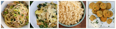 Healthy Weekly Meal Inspiration - Healthy Gluten Free Meal Plan