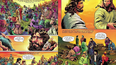 The Action Bible - Comic Book Style Bible Recommendations for Visual Learners - Illustrated Bible Review