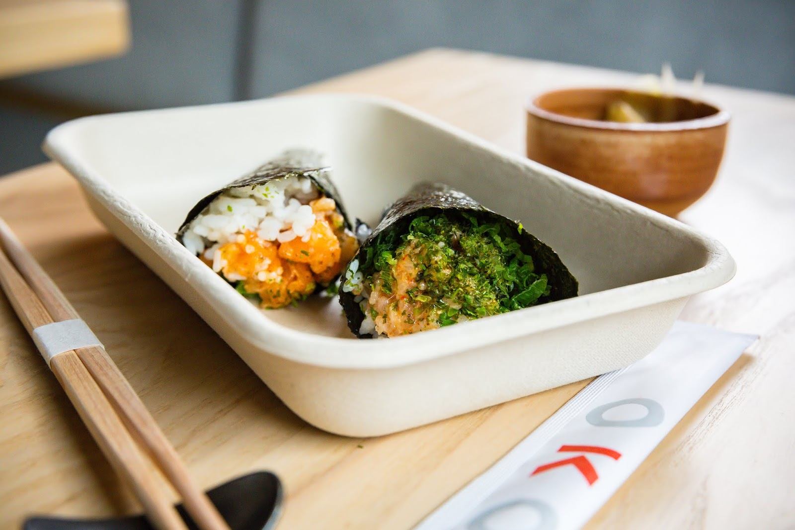 Oko in Westport Offers Lunch and To-Go