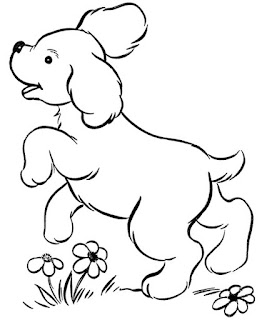 Best Animal Coloring Page Dog