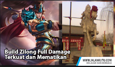 Build Zilong Full Damage Terkuat dan Mematikan